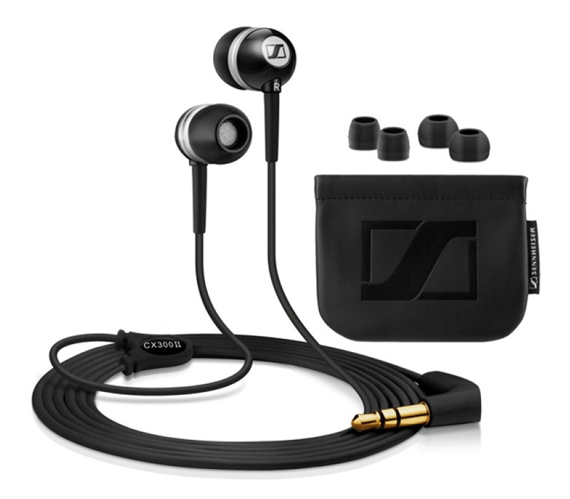 Auriculares In-Ear Sennheiser CX 300 II Precision - 11517