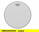 "Remo 10"" Ambassador Coated - 11703"