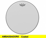 "Remo 15"" Ambassador Coated - 12035"