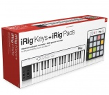 IK Multimedia Bundle iRig Keys + iRig pads - 12093