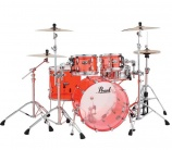 Pearl Crystal Beat Studio Ruby Red - 12182