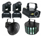 Bundle Luces Disco Mundoluz VII - 12733