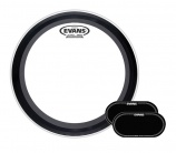 "Evans 22"" EMAD2 Clear + Protectores - 13226"