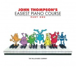 J. Thompson´s Easiest Piano Course 1 - 13898