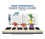 J. Thompson´s Easiest Piano Course 2 - 13899