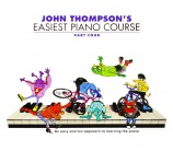 J. Thompson´s Easiest Piano Course 4 - 13901