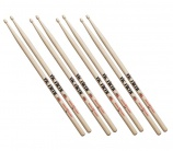 Pack 4x Vic Firth 5A American Classic