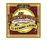 Cuerdas Acustica Ernie Ball Earthwood Light - 14315