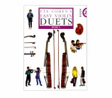 Eta Cohen's Easy Violin Duets Book 2 - 14368