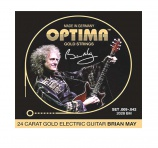 Optima 2028BM Oro Cuerdas Brian May - 14542
