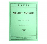 Ravel Menuet Antique Morhange - 14772