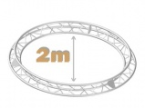 Truss circular triangular 2m - 284