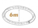Truss circular triangular 6m - 286