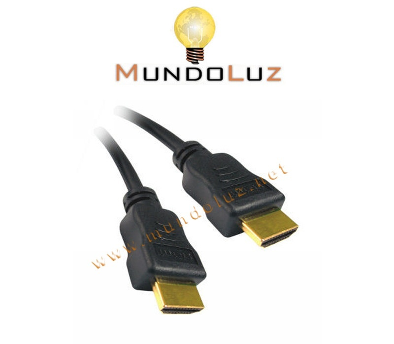 cable hdmi 1 4 10m mundoluz mundoluz. Black Bedroom Furniture Sets. Home Design Ideas