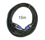 Cable altavoz 4x2.5 Speakon 15m Neutrik - 3225