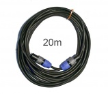 Cable altavoz 4x2.5 Speakon 20m Neutrik - 3238