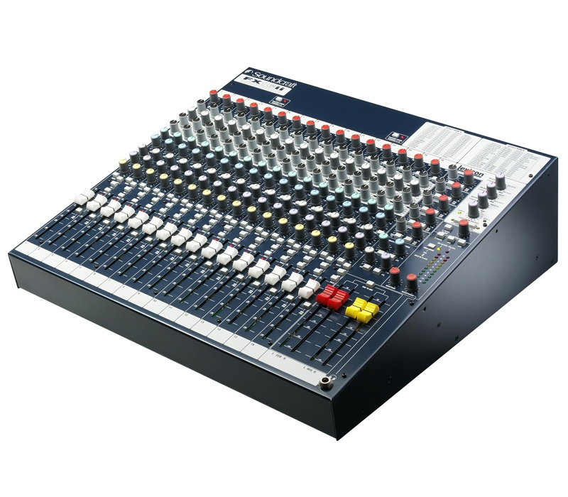 SOUNDCRAFT FX16II - 3298