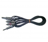 Cables Eco 2 jacks a 2 rca - 3314