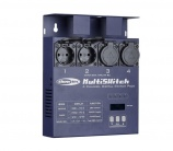 Showtec Multiswitch 4 canales - 4637