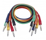 Set de cables patch 30cm - 5573