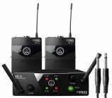 Akg WMS 40 Mini Dual Instrumental Set - 5683