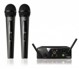Akg WMS-40 Mini Dual Vocal Set - 6534