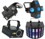 Bundle Luces Disco Mundoluz II - 7343