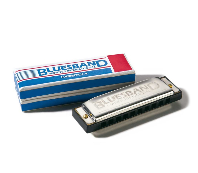 Hohner armónica Blues Band 559/20 CX - 8479