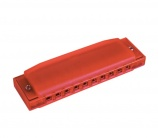 Hohner Happy Harp rojo - 8502