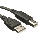 Cable USB 2.0 A macho B macho 1.8m - 8633