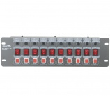 Showtec DJ-Switch 10F - 8911